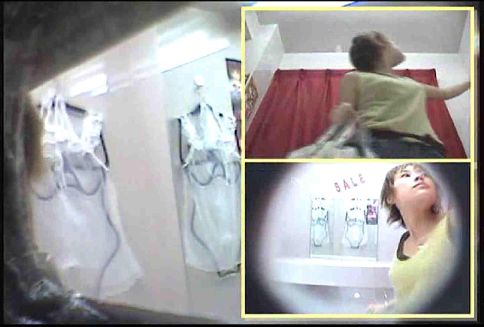 ショップ店長流出!!変態下着を買い漁る女達!Vol.4 エロティックなOL すけべAV動画紹介 58画像 32