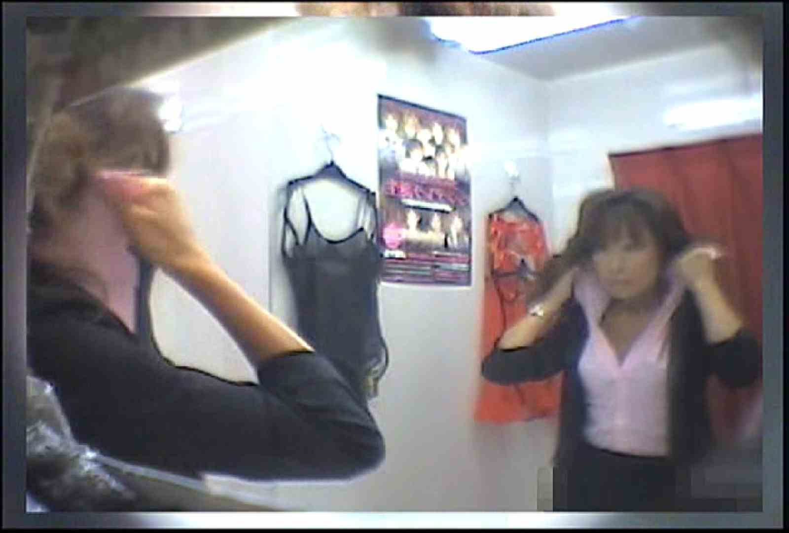 ショップ店長流出!!変態下着を買い漁る女達!Vol.5 ギャルのエロ動画 濡れ場動画紹介 85画像 5