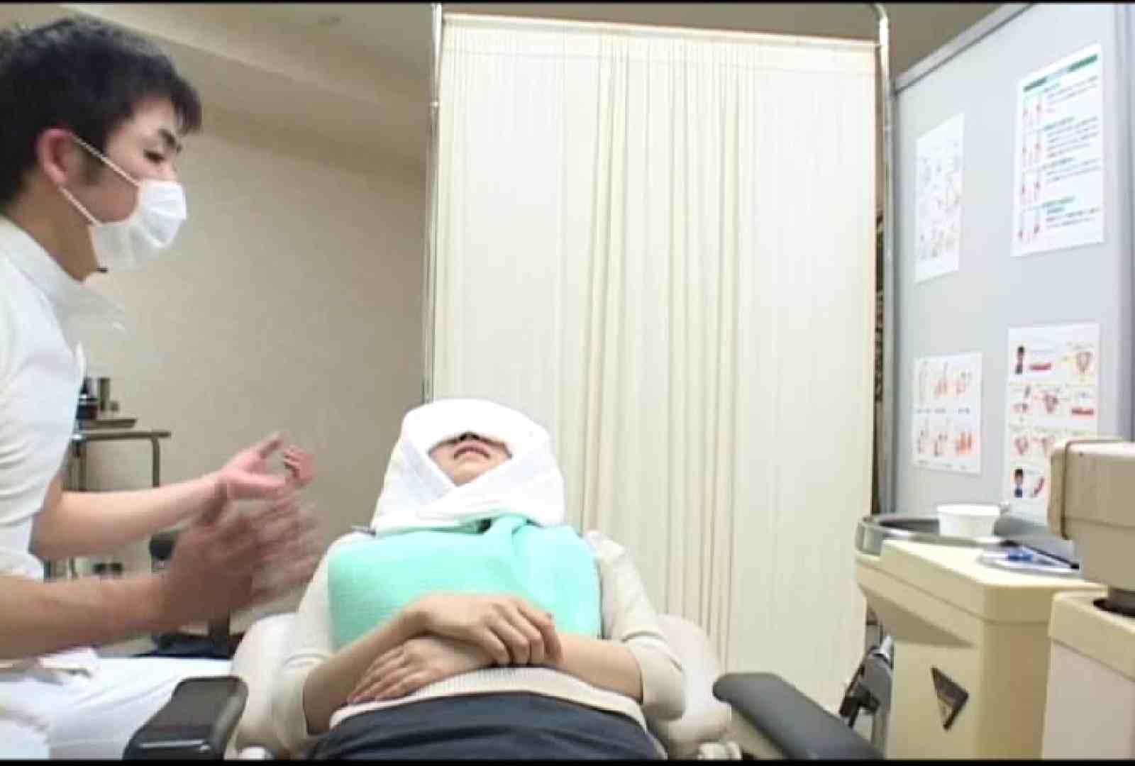 看護師が流出させた歯科医院接写パンツVol.3 チラ 女性器鑑賞 61画像 47
