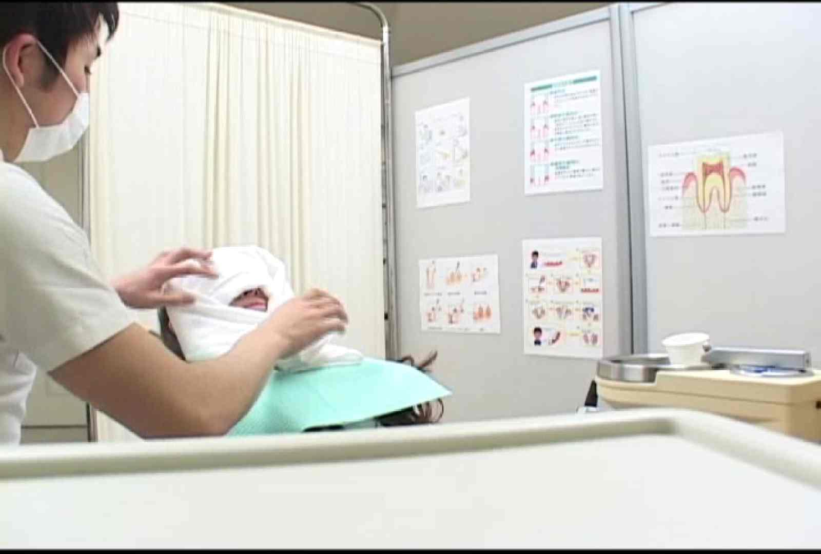 看護師が流出させた歯科医院接写パンツVol.3 チラ 女性器鑑賞 61画像 56