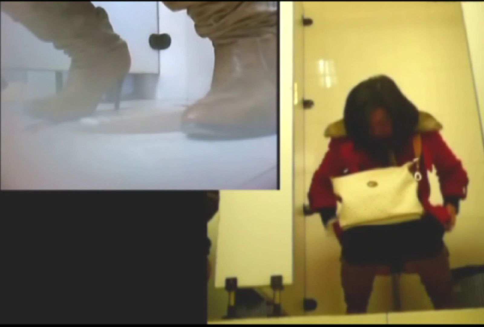 洗面所で暗躍する撮師たちの潜入記Vol.4 エロティックなOL スケベ動画紹介 104画像 22
