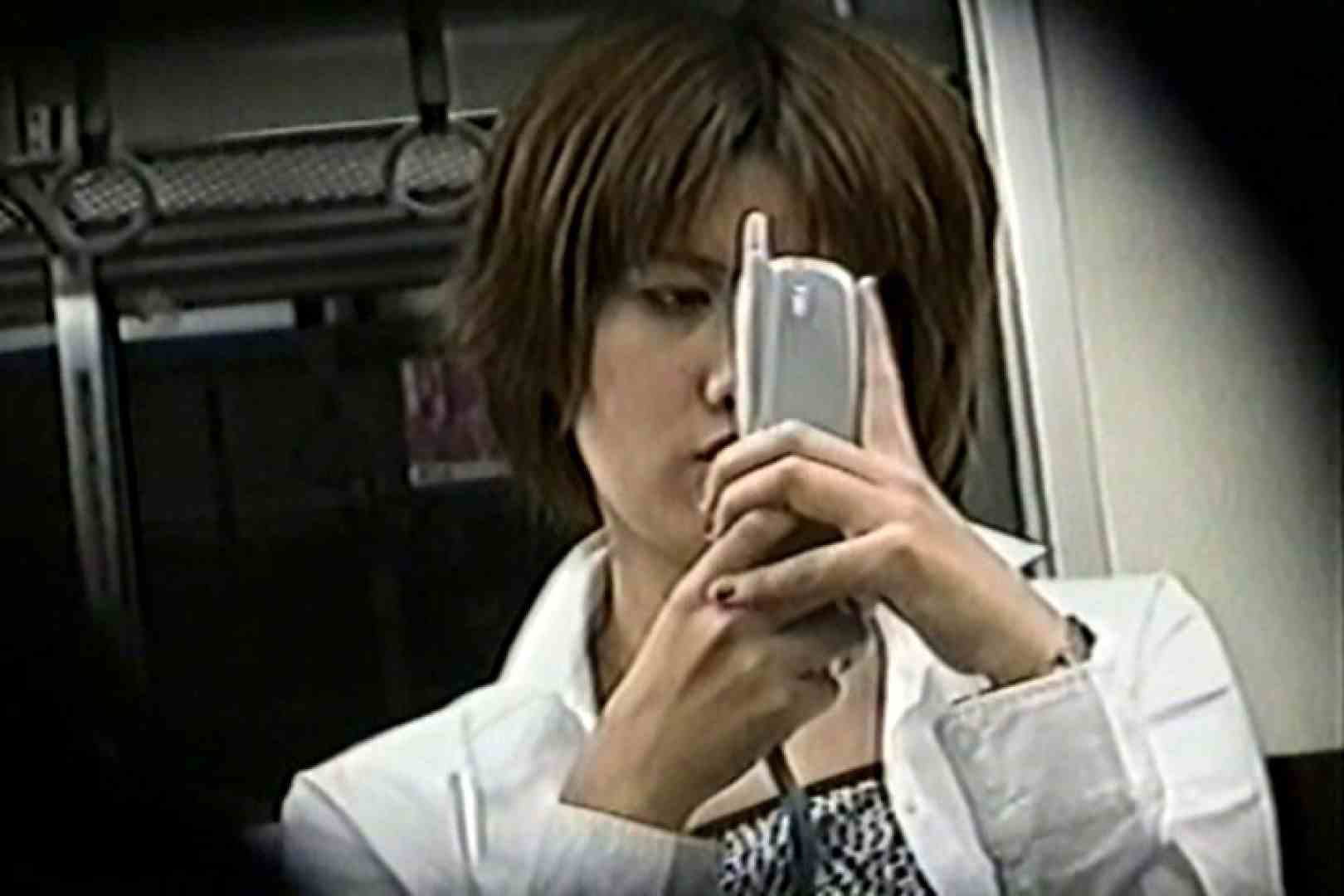 電車で発見!!デルタゾーンVol.3 お姉さんのヌード ぱこり動画紹介 99画像 88