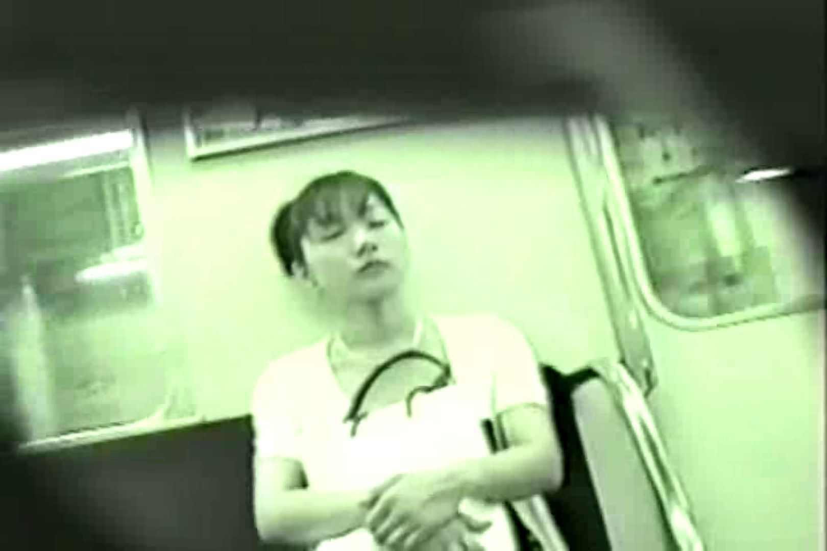 電車で発見!!デルタゾーンVol.6 車の中のカップル SEX無修正画像 70画像 9