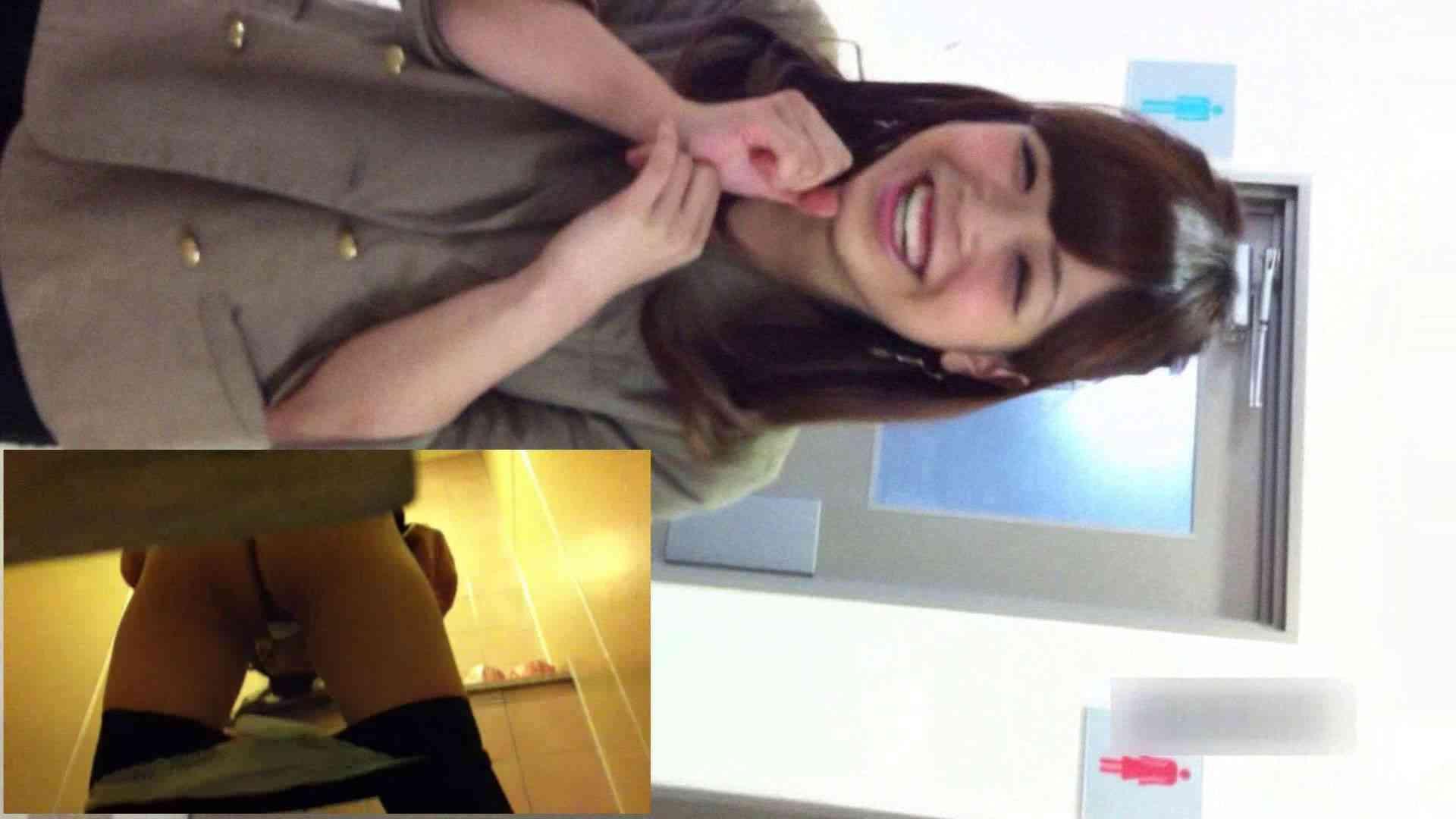 お姉さんの恥便所盗撮! Vol.16 便所 のぞき動画キャプチャ 58画像 9